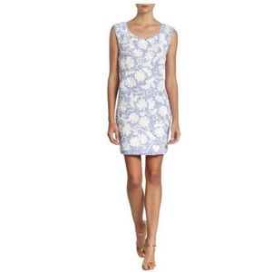 Free People Sequin Floral Cocktail Dress
